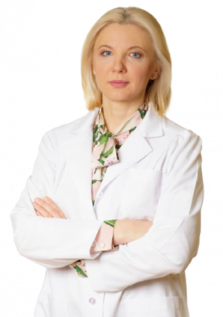 Волох Мария Александровна